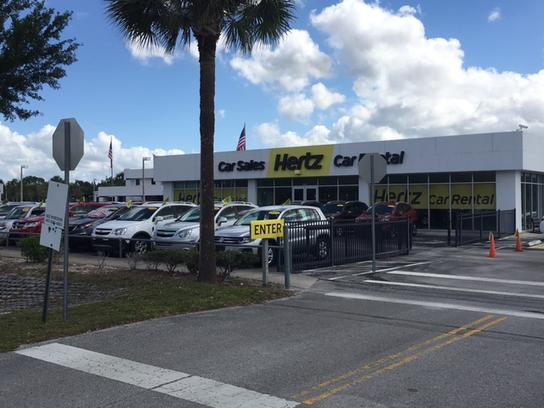 Hertz Car Sales Orlando East 2