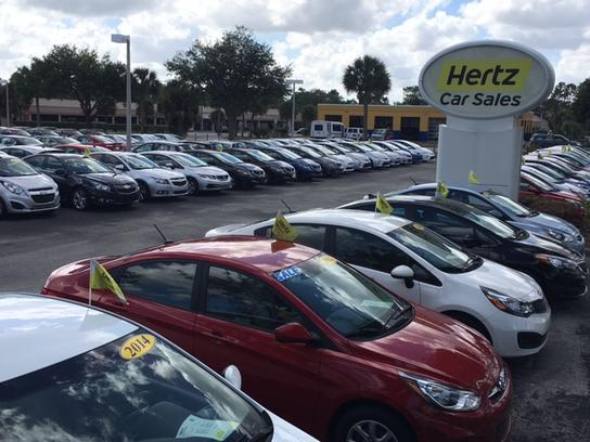 Hertz Car Sales Orlando East 3