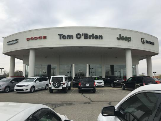 Tom O Brien Jeep >> Tom O Brien Chrysler Jeep Dodge Ram Indianapolis Car