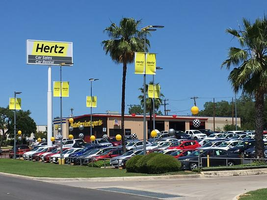 Hertz Car Sales San Antonio