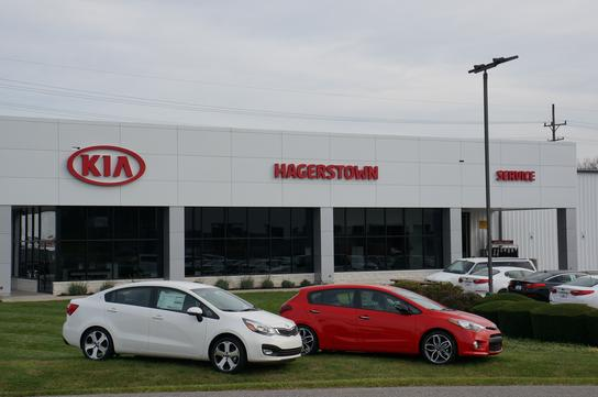 Hagerstown Honda-Kia car dealership in Hagerstown, MD 21740 | Kelley