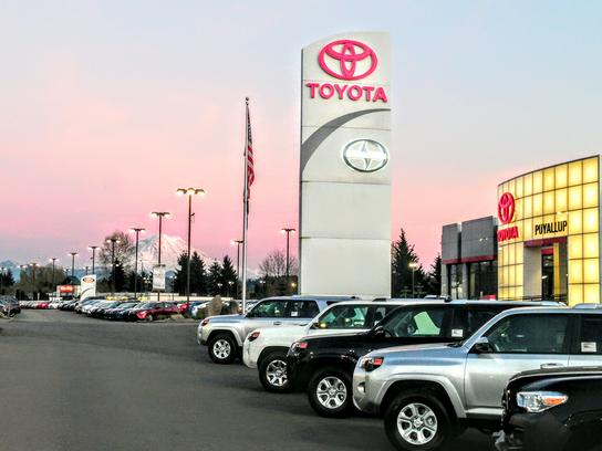 Toyota Of Puyallup Car Dealership In Puyallup, WA 98371 | Kelley Blue Book