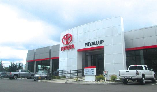 Toyota Of Puyallup 1 ...