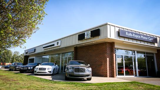 Bentley Lamborghini Rolls Royce Of Bellevue Car Dealership In