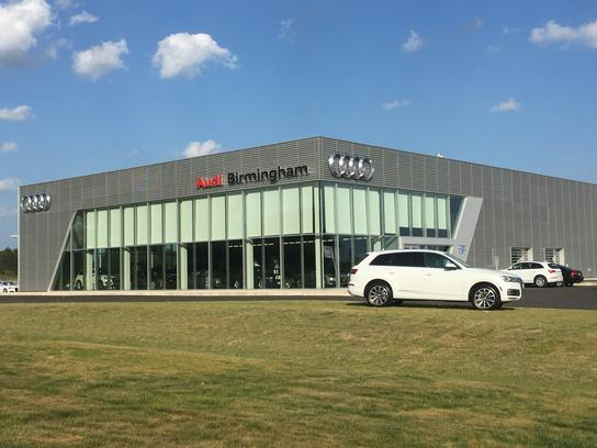 Audi birmingham car dealership in birmingham al 35210 for Kbb birmingham 2016