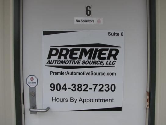 Premier Automotive Source, LLC 3