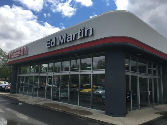 Ed Martin Nissan >> Ed Martin Nissan Of Anderson Car Dealership In Anderson In 46013