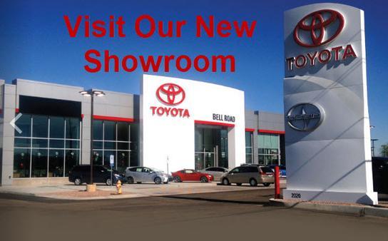 Toyota Dealers Phoenix >> Bell Road Toyota Car Dealership In Phoenix Az 85023