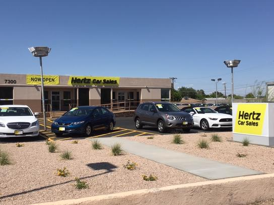 Hertz Car Sales Scottsdale 1
