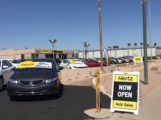 Hertz Car Sales Scottsdale 2