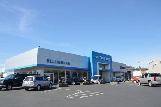 Northwest Chevrolet of Bellingham car dealership in BELLINGHAM, WA
