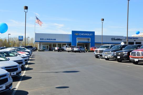 Northwest Chevrolet Of Bellingham Car Dealership In