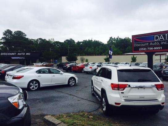 Discount Auto Inc Car Dealership In Greenville Nc 27834 5033
