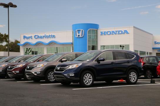 Honda Of Charlotte >> Port Charlotte Honda Vw Car Dealership In Port Charlotte Fl