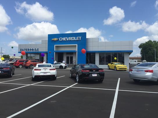Enterprise Chevrolet Car Dealership In Enterprise Al 36330