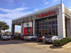 Central Houston Nissan 1