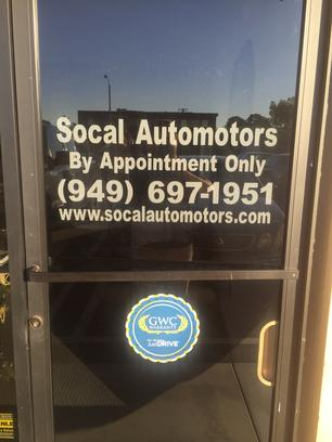 SoCal Automotors 3