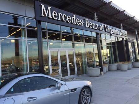 Charles Barker Mercedes >> Mercedes-Benz of Virginia Beach car dealership in VIRGINIA ...