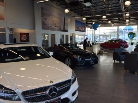 Mercedes-Benz of Virginia Beach 1