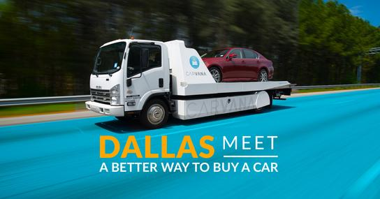 Carvana Dallas (As Soon as Next Day Delivery) 1