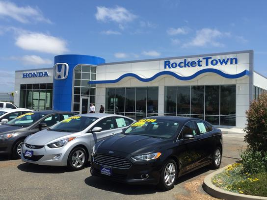 RocketTown Honda