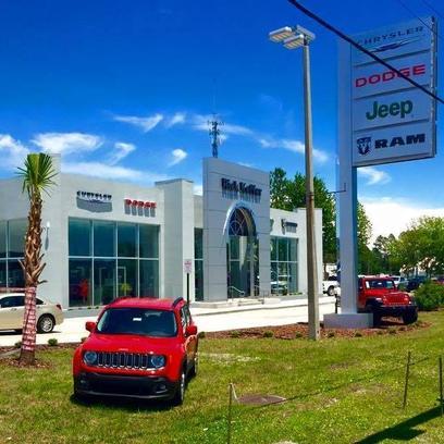 Rick Keffer Dodge Chrysler Jeep Car Dealership In Yulee FL - Dodge chrysler dealer