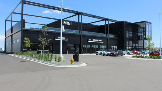 Schomp MINI car dealership in Highlands Ranch, CO 80129 ...