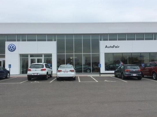 Autofair Volkswagen Car Dealership In Merrimack Nh 03054 Kelley Blue Book