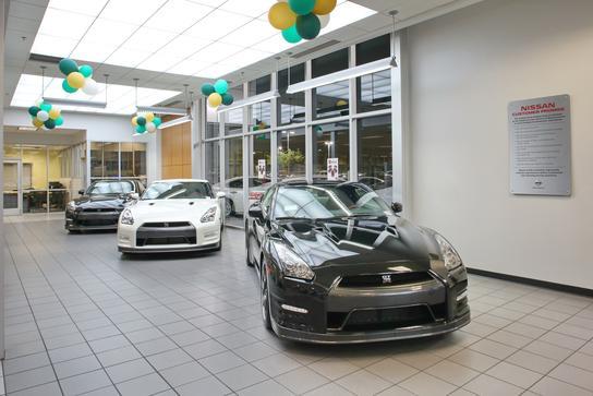 ABC Nissan car dealership in Phoenix, AZ 85014   Kelley Blue Book