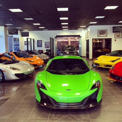 MotorCars Of Atlanta Car Dealership In Atlanta GA Kelley - Aston martin dealership atlanta
