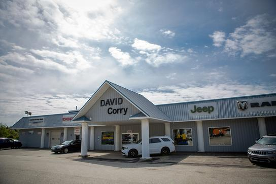 David Corry Chrysler Dodge Jeep Ram 2