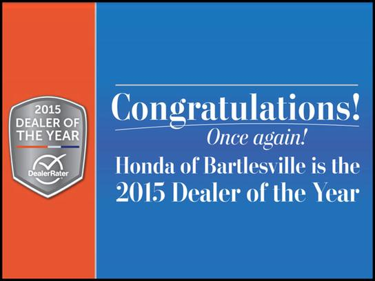 Honda of Bartlesville