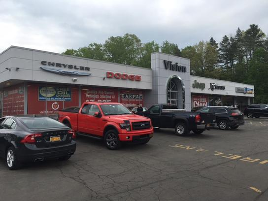 Vision Dodge Chrysler Jeep RAM 1
