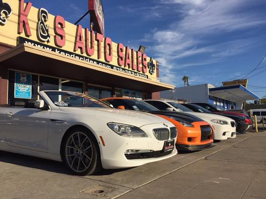K And S Auto >> K S Auto Sales Inc Car Dealership In San Diego Ca 92103 Kelley