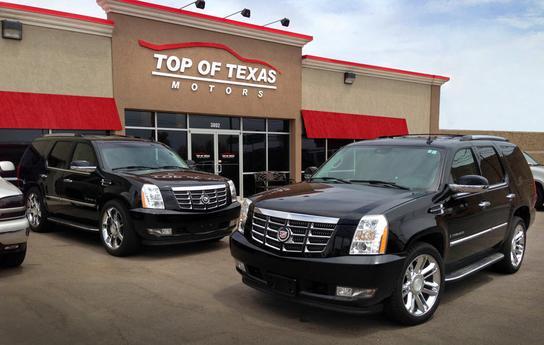 Amarillo Car Dealers >> Top Of Texas Motors Car Dealership In Amarillo Tx 79102