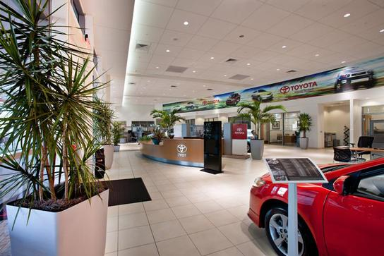 Germain Toyota of Naples 1
