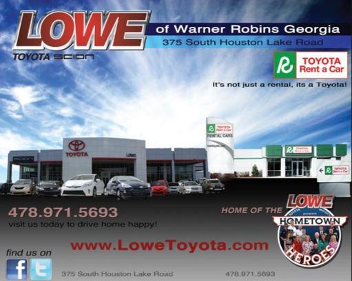 Marvelous Lowe Toyota Car Dealership In Warner Robins, GA 31088 6395 | Kelley Blue  Book