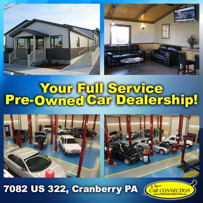 4 your car connection	  4 Your Car Connection car dealership in Cranberry, PA 16319 | Kelley ...