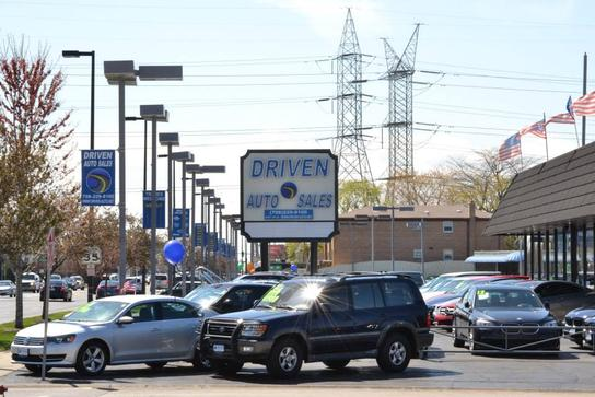 Driven Auto Sales >> Driven Auto Sales Car Dealership In Burbank Il 60459 Kelley Blue Book