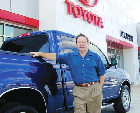 Atkinson Toyota South Dallas 2