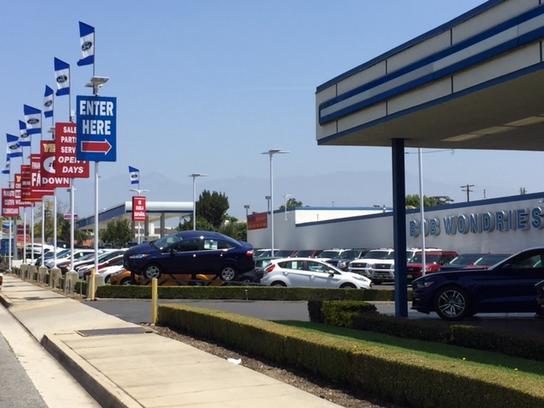 Bob Wondries Ford >> Bob Wondries Ford Car Dealership In Alhambra Ca 91802 1131