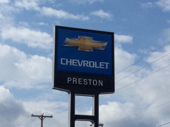 Preston Chevrolet Buick Cadillac GMC car dealership in NEW ...
