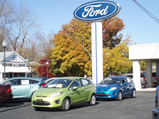 Parrish Ford 2