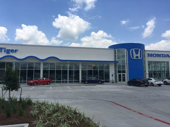Honda Dealerships In Louisiana >> Tiger Honda Of Gonzales Car Dealership In Gonzales La 70737 6602