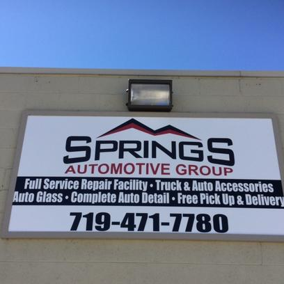 Springs Automotive Group 1