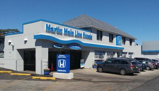 High Quality Martin Main Line Honda 1 ...