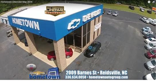 Hometown Chevrolet Buick GMC Inc.