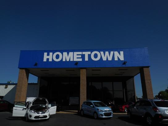 Hometown Chevrolet Buick GMC Inc. 3