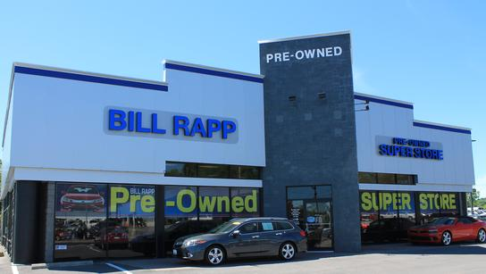 Bill Rapp Superstore 3