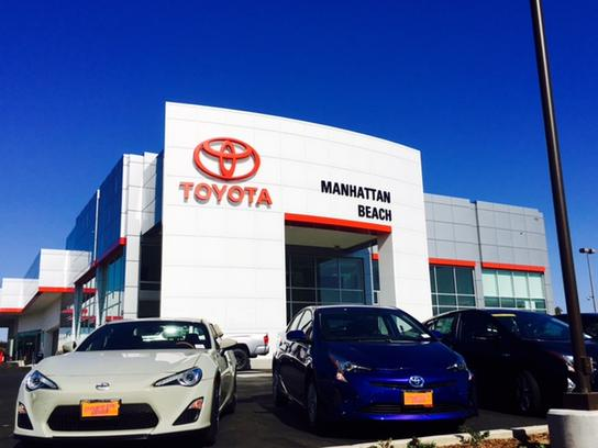 Toyota Of Manhattan >> Manhattan Beach Toyota Car Dealership In Manhattan Beach Ca
